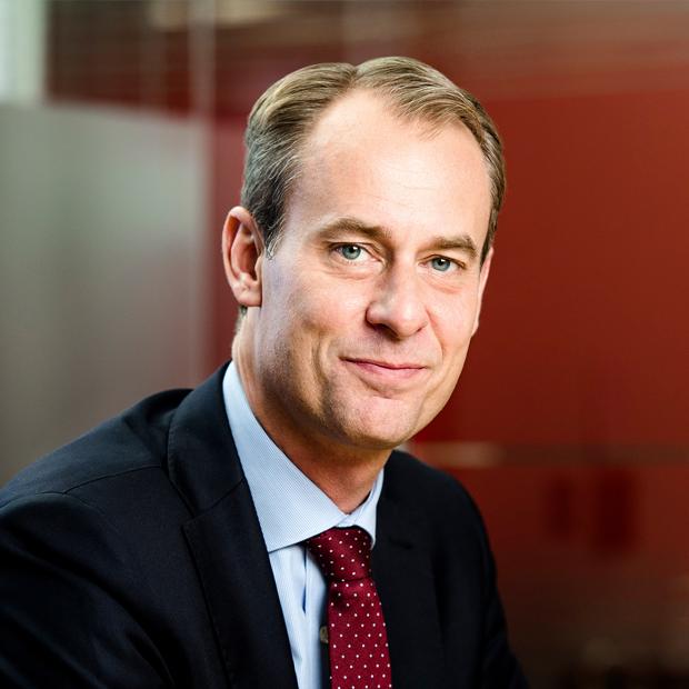 Joakim Reiter, Group External Affairs Director