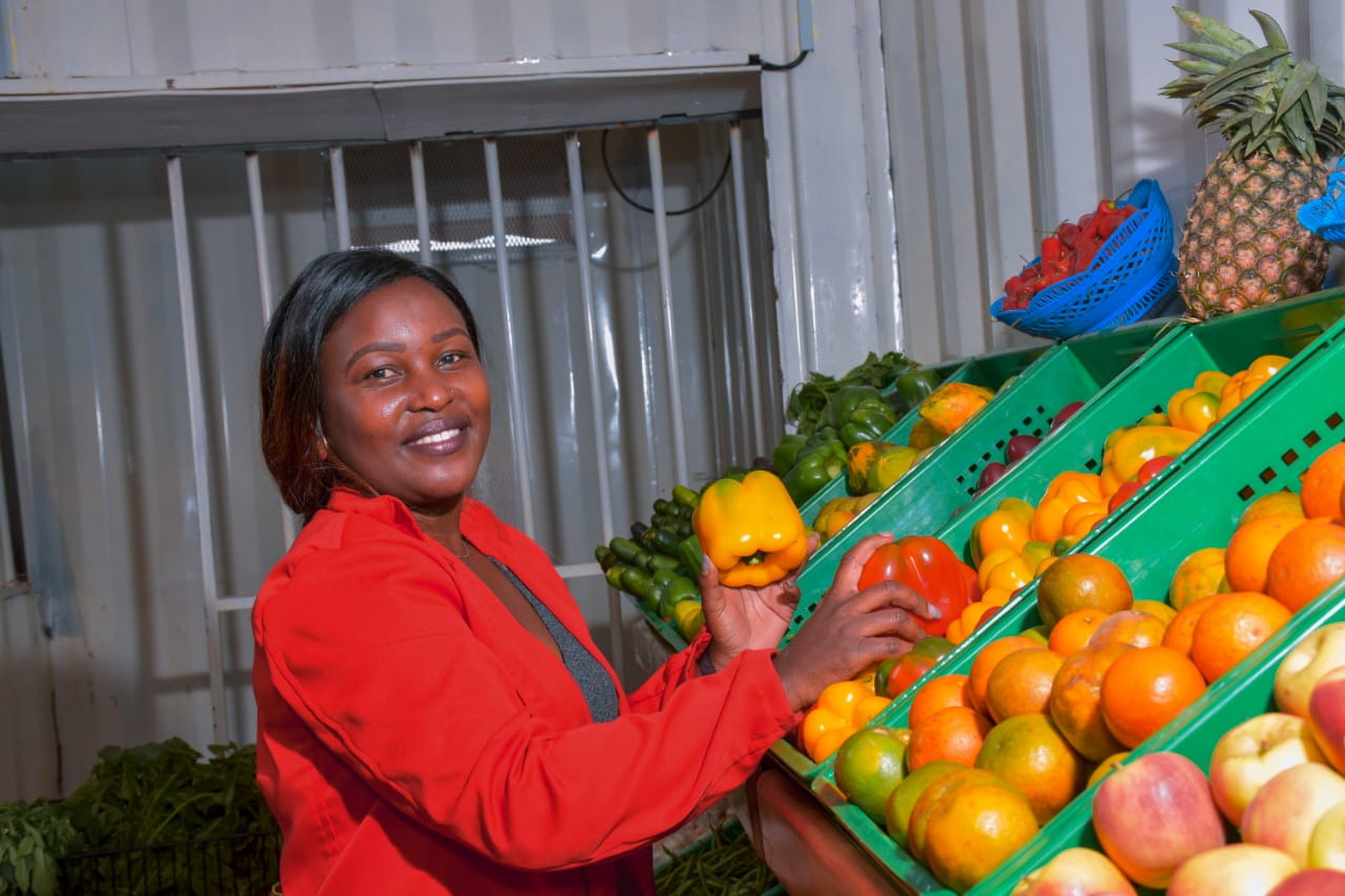 "M-Pesa has enabled Pauline Kinja, a Safaricom customer, to <a href=""http://www.drjlang.com/perspectives/blog/how-technology-is-changing-the-landscape-for-businesses-in-kenya"">digitally transform her business</a>"