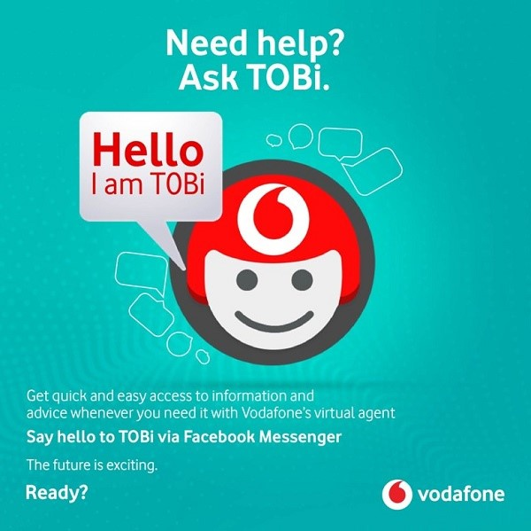TOBi, the AI chatbot, offers 24-hour customer support