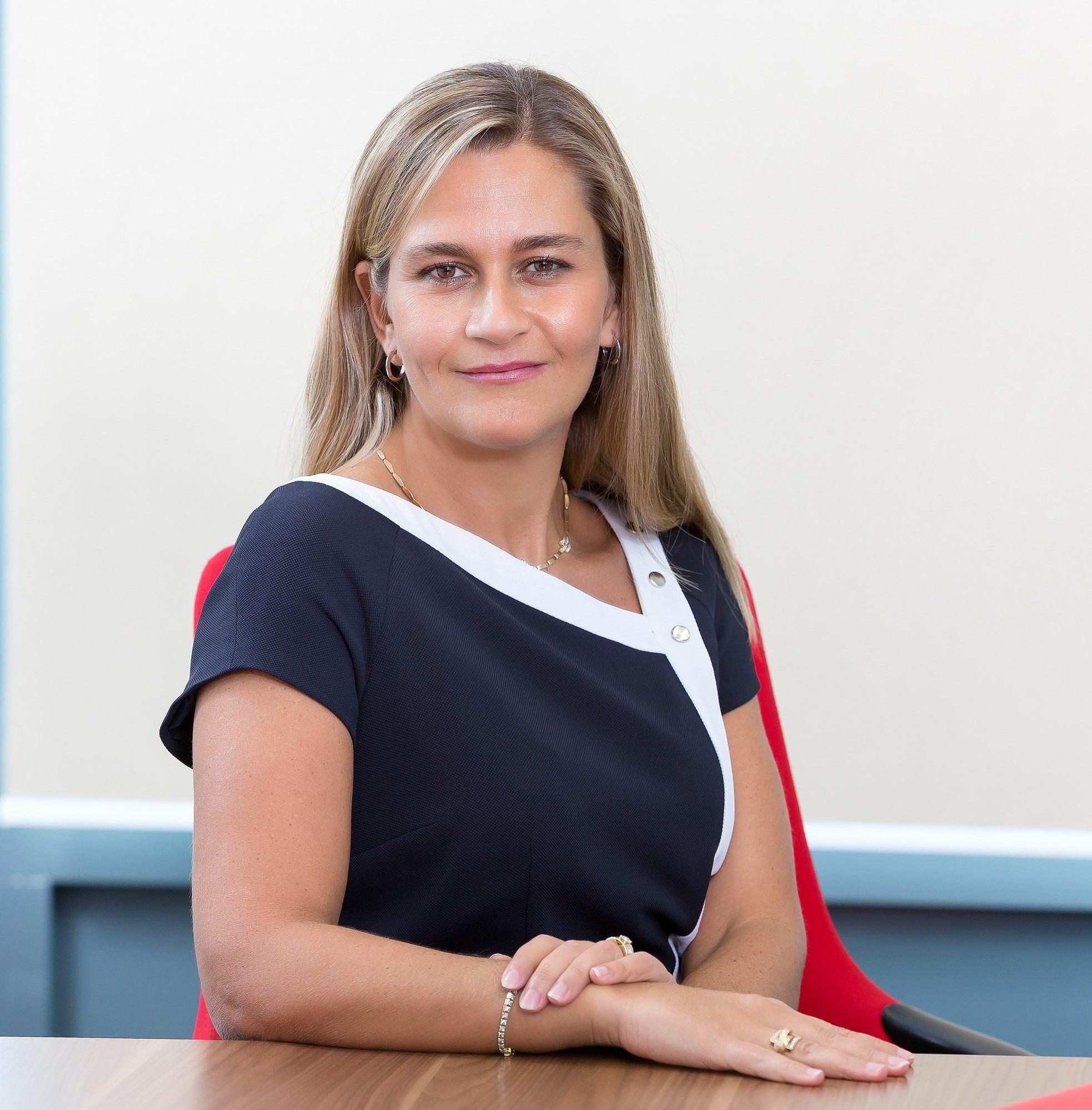 Murielle Lorilloux, CEO of Vodafone Romania