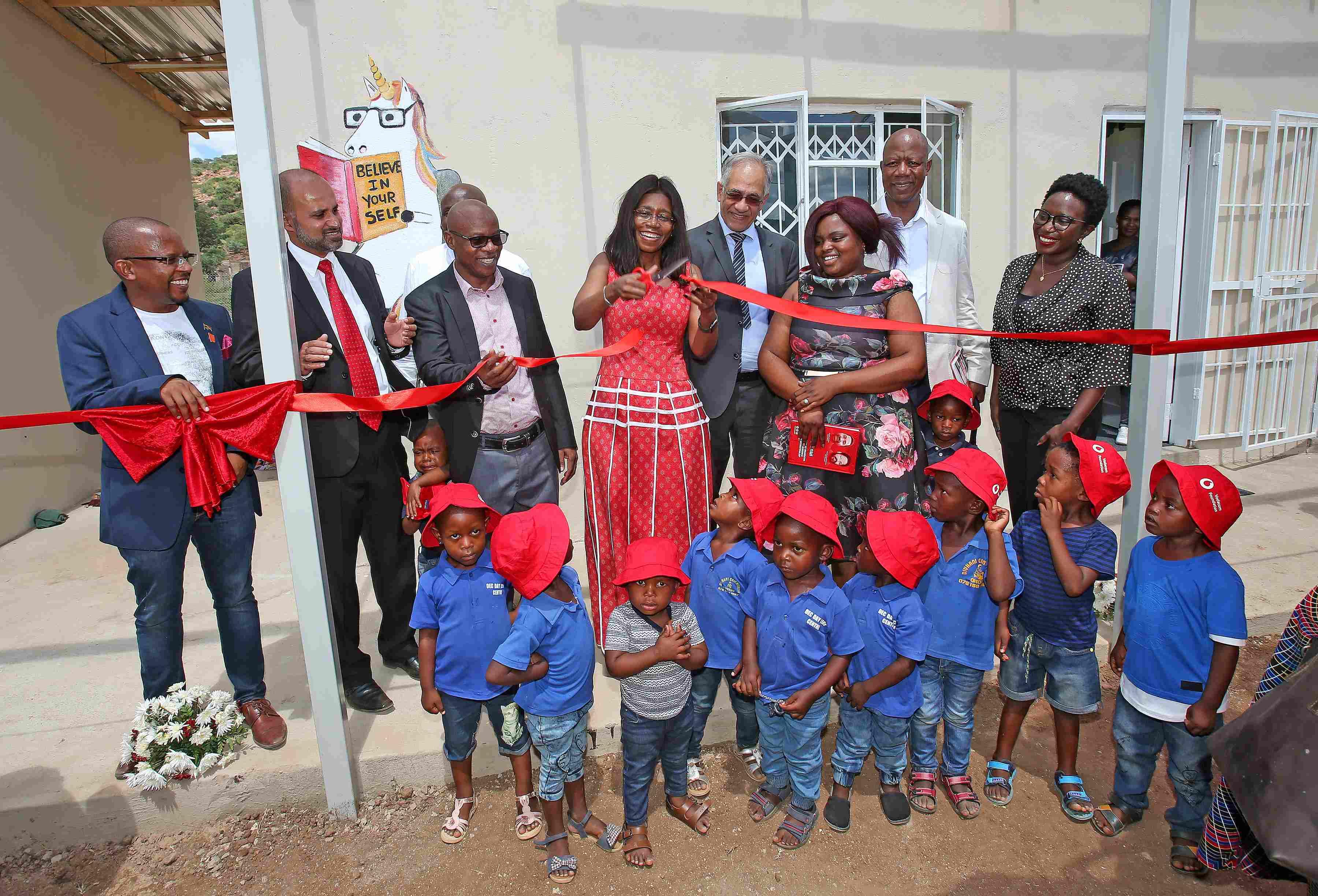Vodacom Foundation unveils education eco-system
