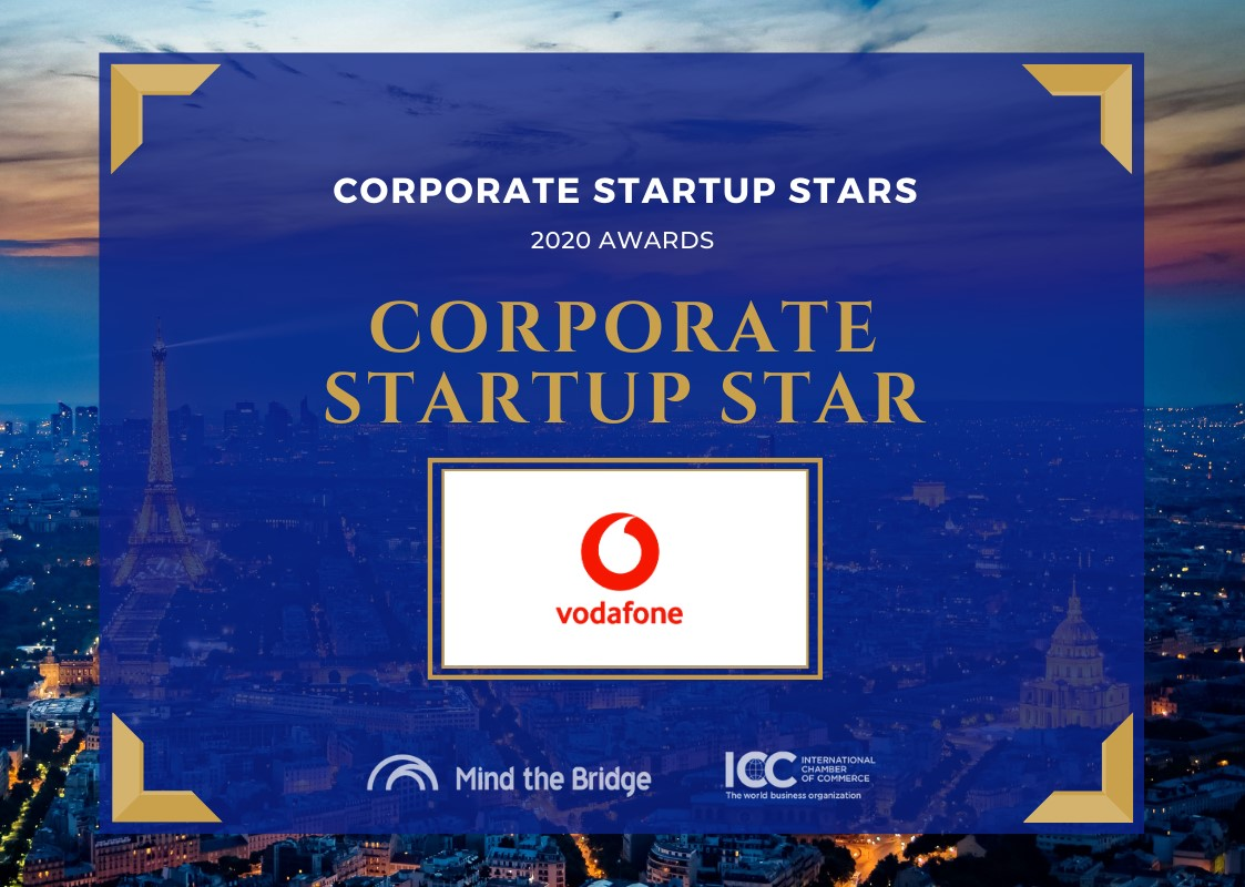 Corporate Startup Starts 2020 Awards