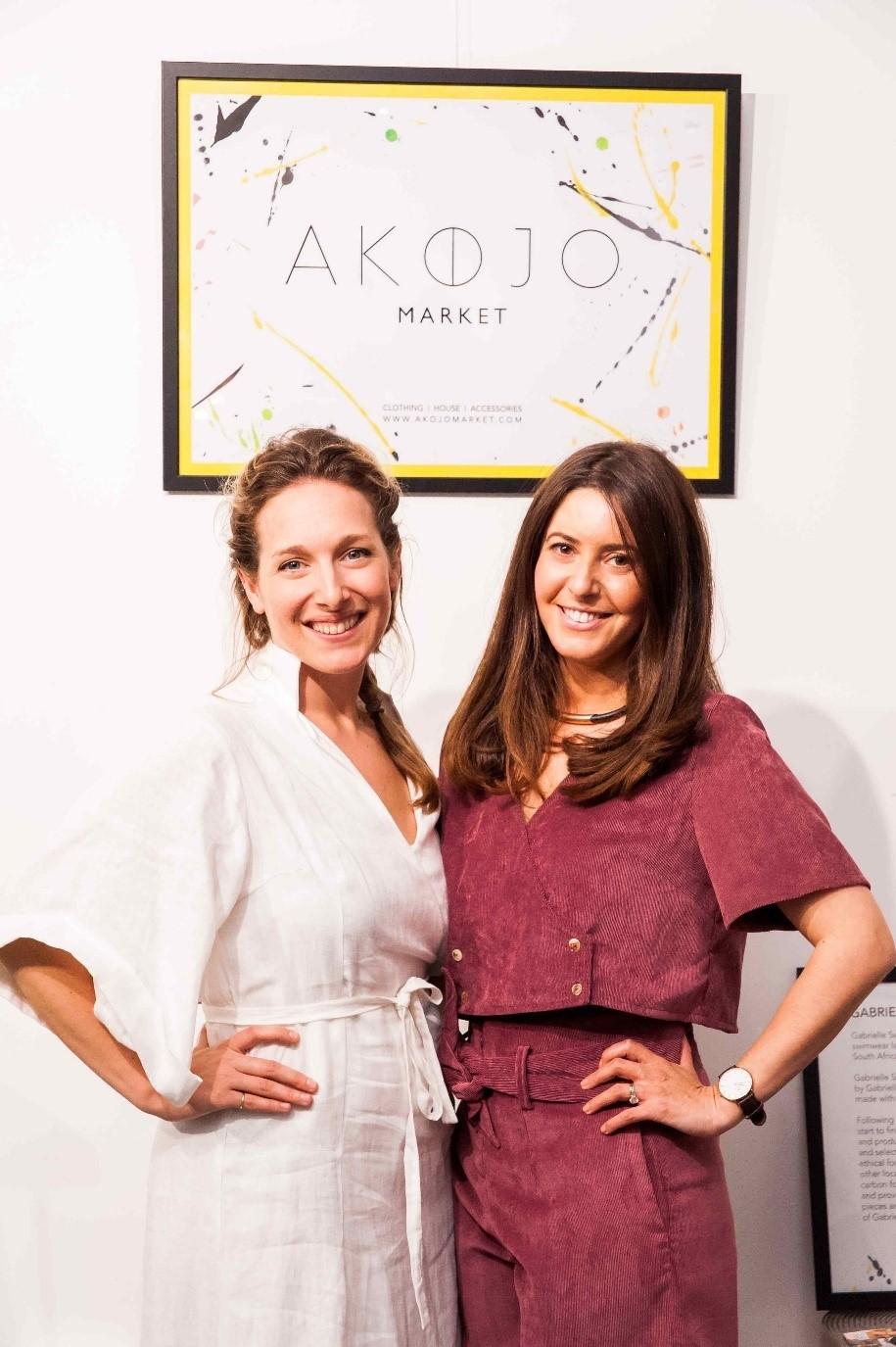 <em>Natasha Buchler and Annie Rudnic</em>k