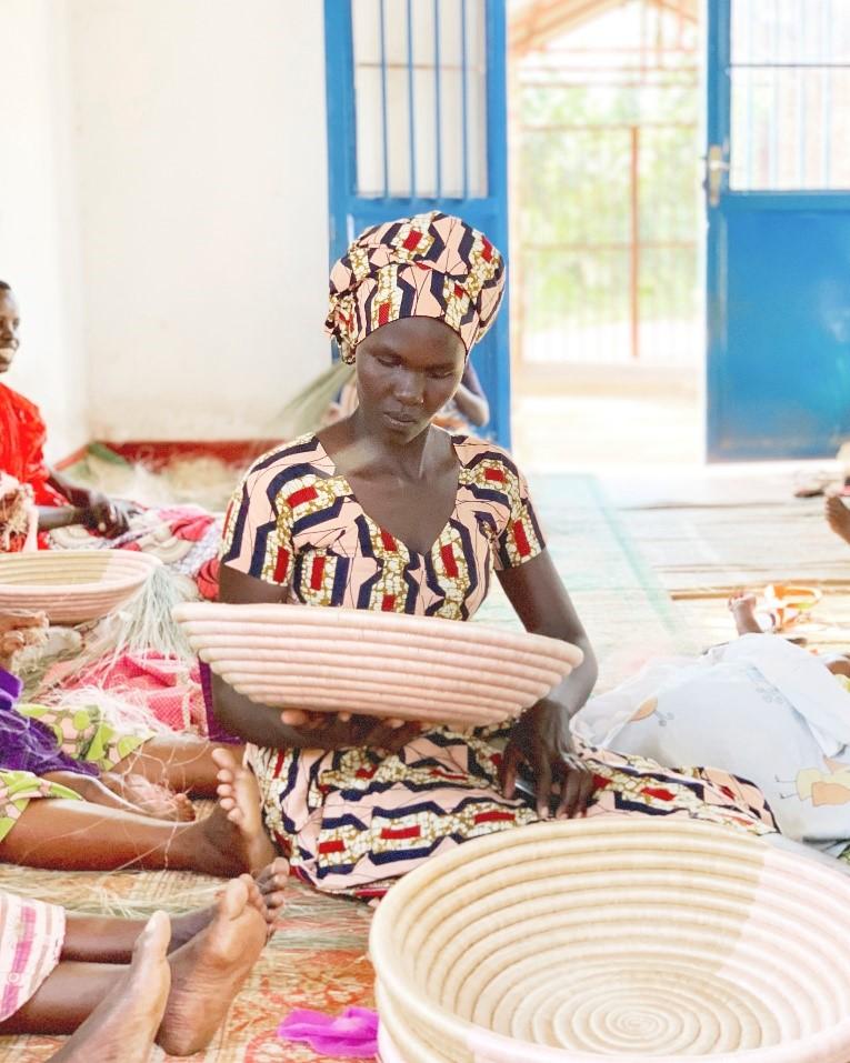 Akojo Market has connected African artisans with European markett