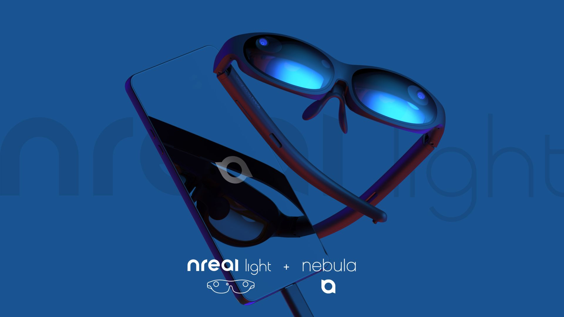 nreal light nebula