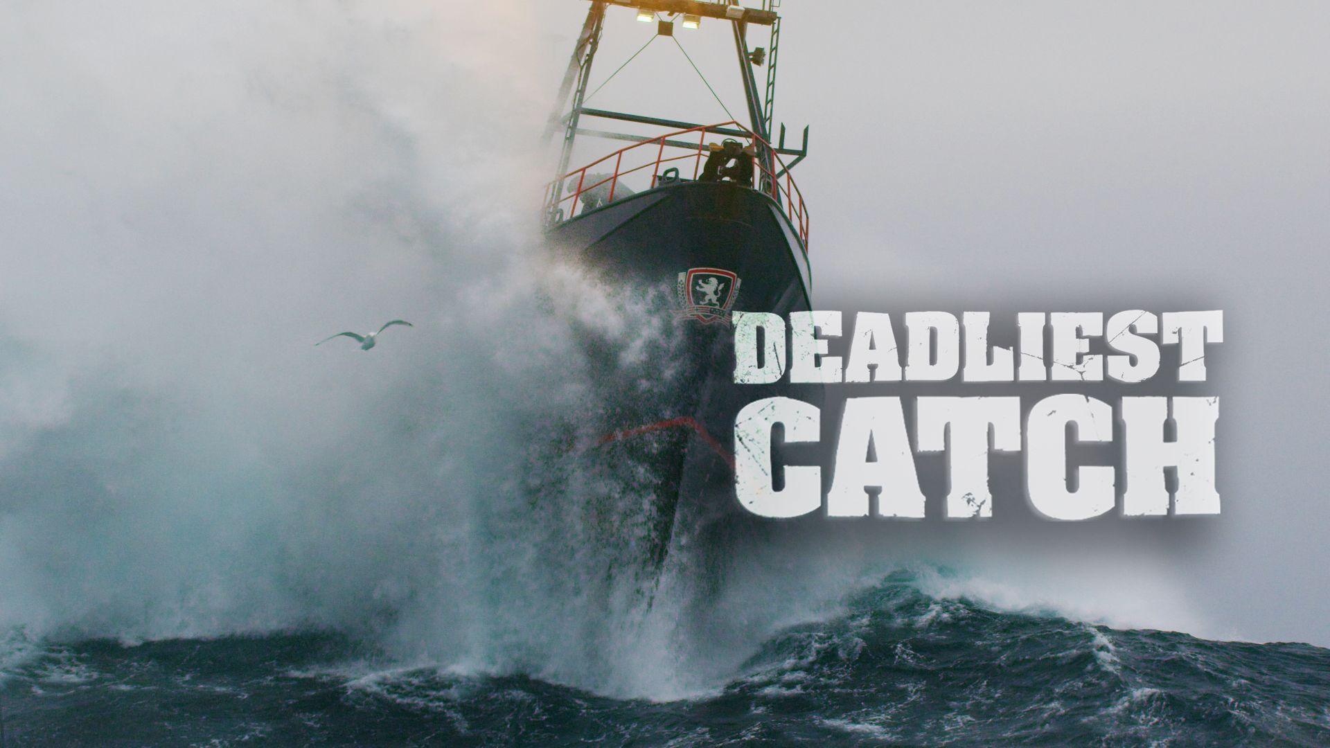 Discovery+: Deadliest Catch TV Show