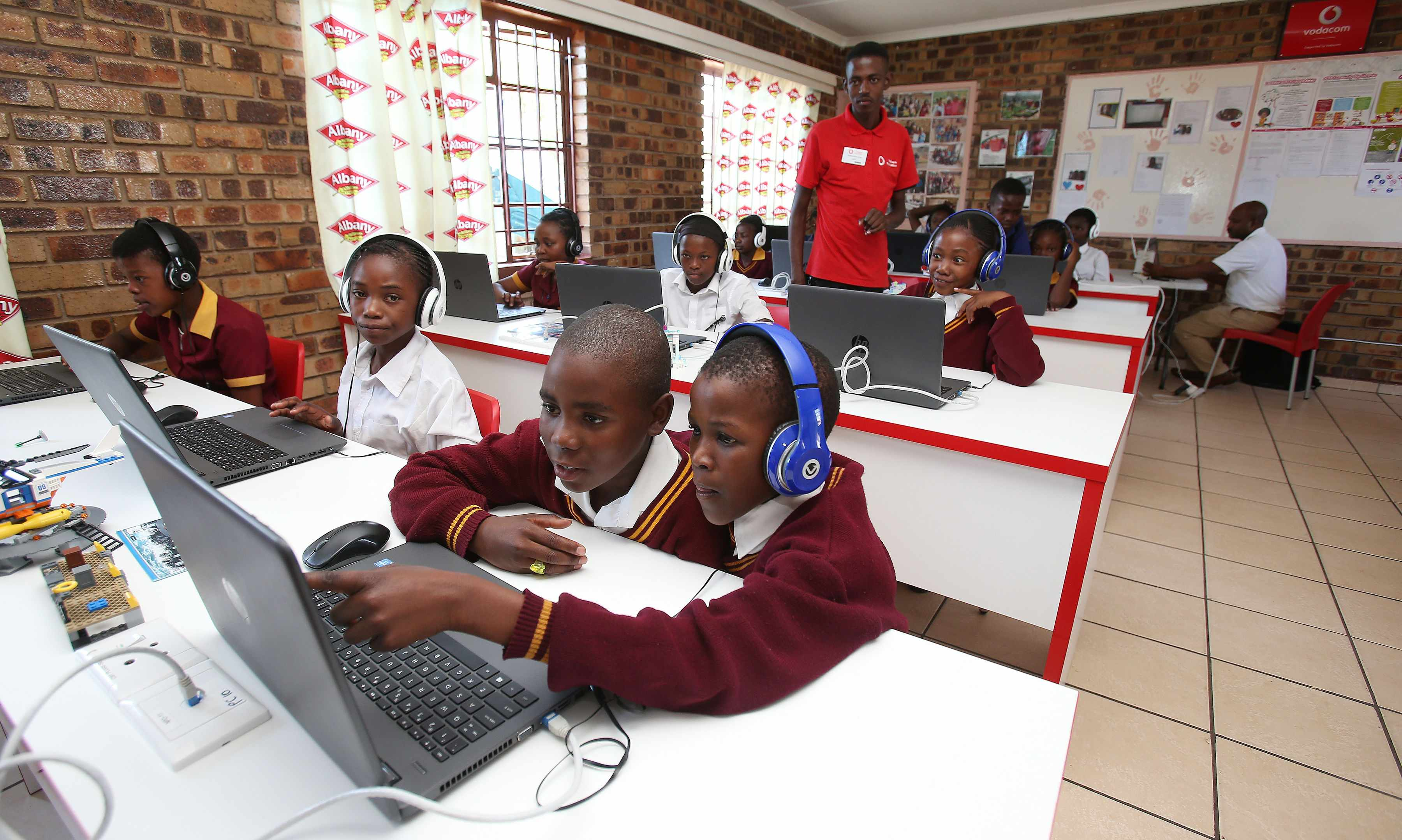 Vodacom's eSchool platform reached over 1m users during the pandemic