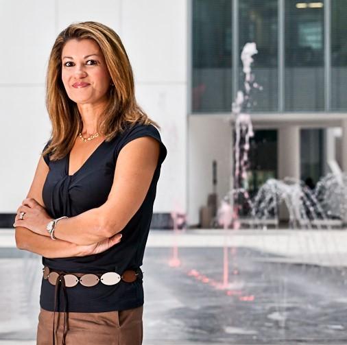 Nadia Benabdallah, Vodafone Group Network Director