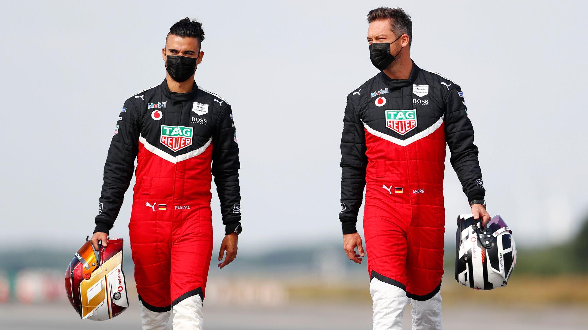 Porsche Formula E drivers 2021