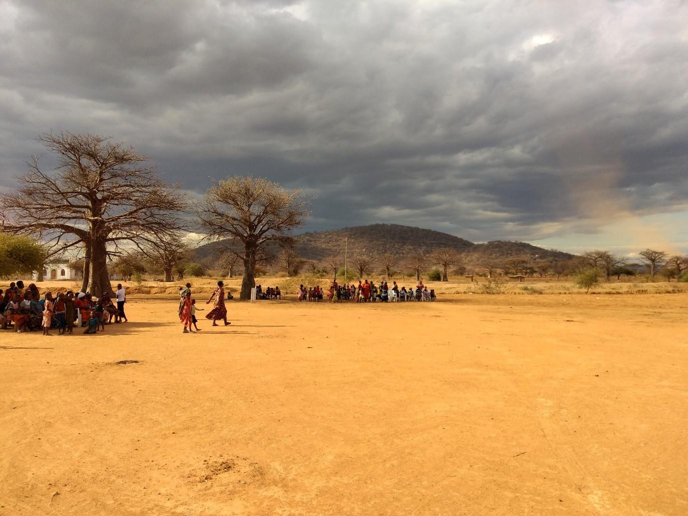 Dodoma, Tanzania. Photo by Pieter Bouwer on Unsplash