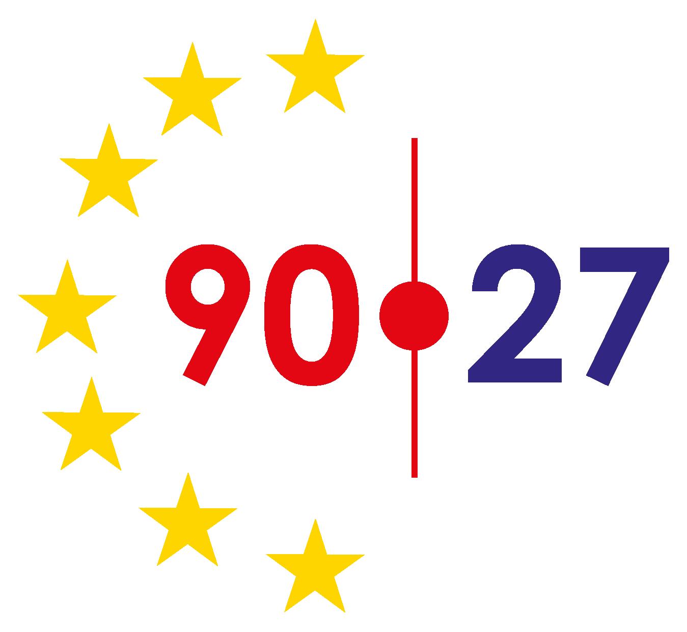 90 by 27