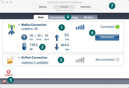 Vodafone Usb Stick Software Mac