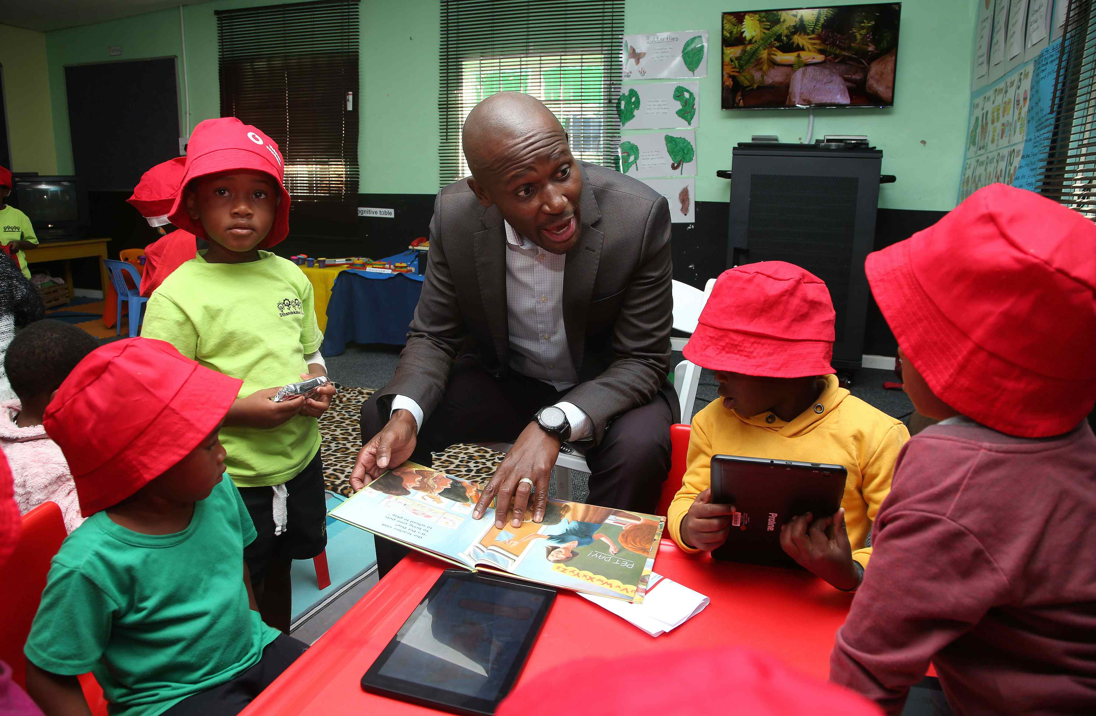 Vodacom Foundation has collaborated with the DBE to support teacher training