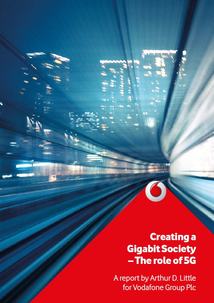 Creating a Gigabit Society – the role of 5G