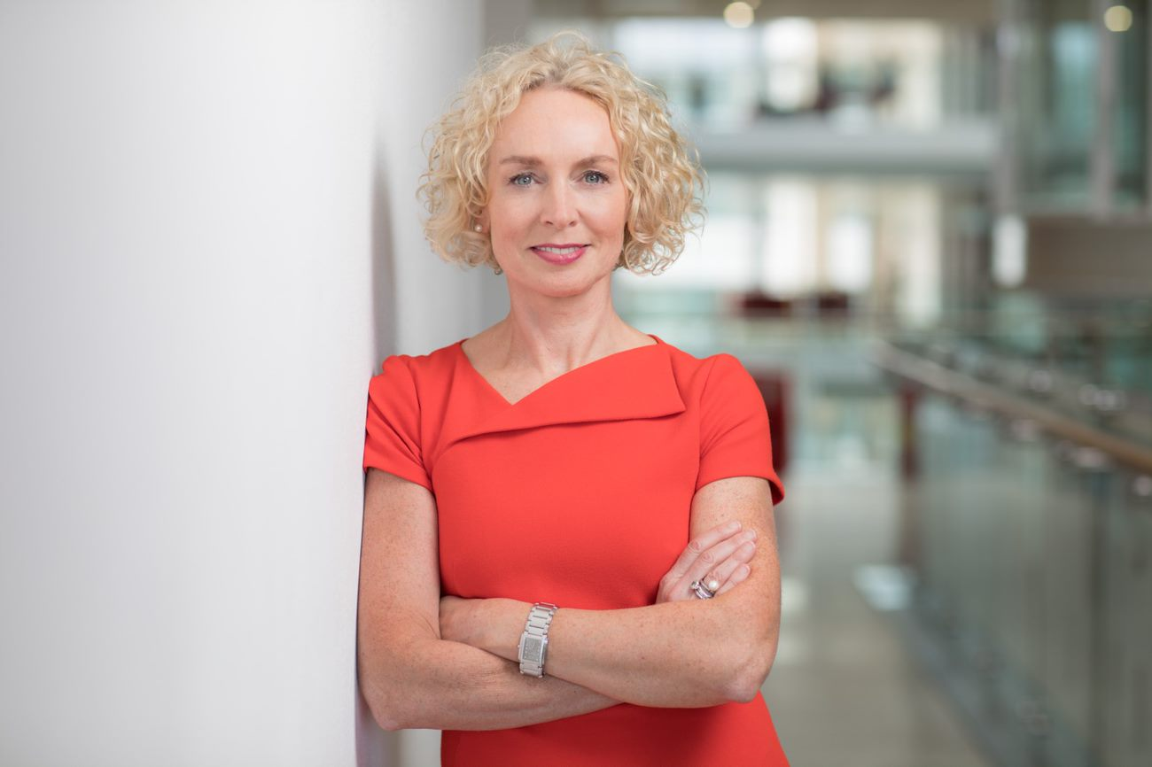 Anne O'Leary, CEO at Vodafone Ireland
