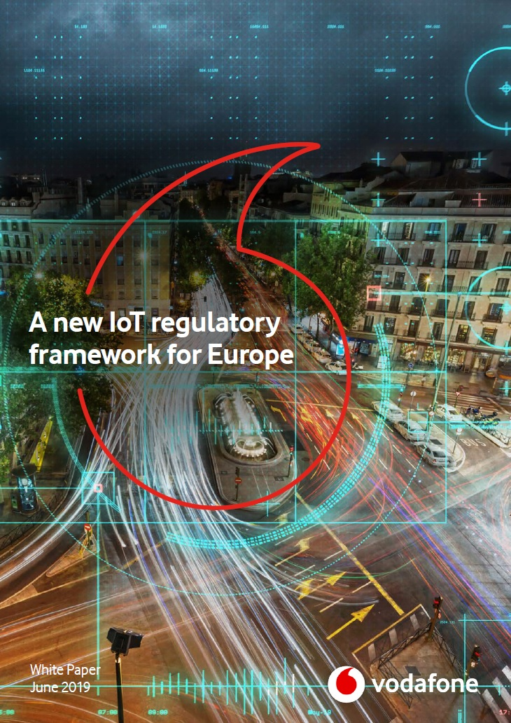 A new IoT regulatory framework for Europe